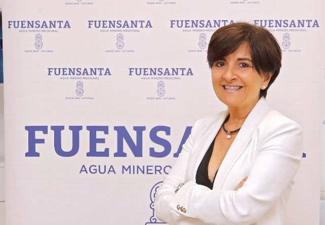 Esther Cueli, directora general de Fuensanta